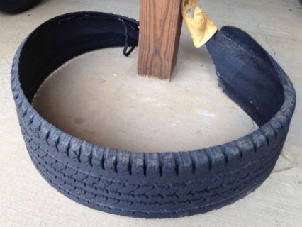 tire snake