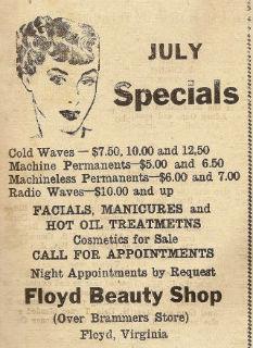 2 Pict 2 Floyd Beauty Shop