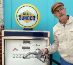 Finders RW gas pump