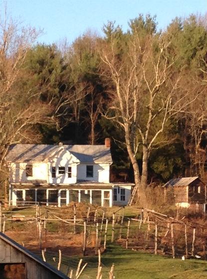Gralla house