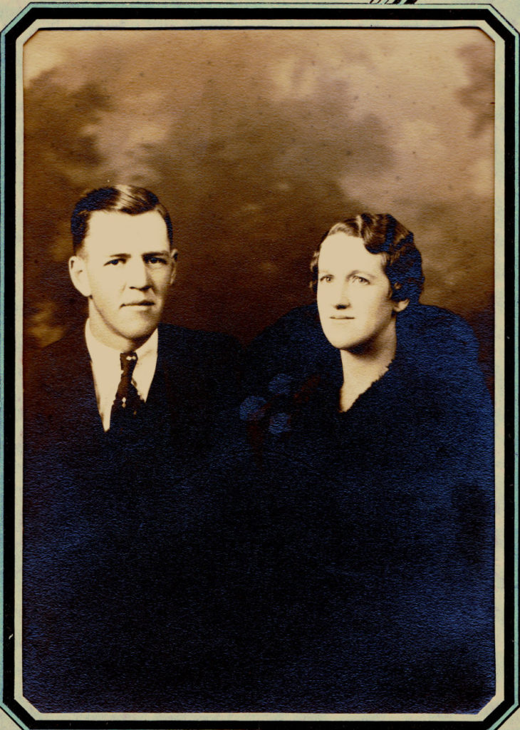 Ross and Nora Gardner.